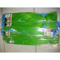 Jumbo Kanekalon Cor Verde