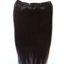 Mega Hair Tela Cabelo Natural Humano Pronta Entrega.