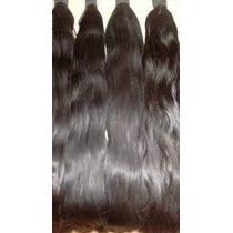 Cabelo Mega Hair Levemente Ondulado 60 Cm 50 Gramas.