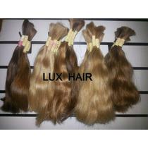 Cabelo Humano Natural Indiano Loiro 25 Cm 100 Gr Mega Hair