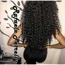 Aplique Na Tela Afro Cacheado/ 50, 60, 70 Cm/ 500 Gramas.