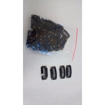 Presilhas Tic Tac Tamanho 2,8cm / 3,2cm Para Apliques 100pcs