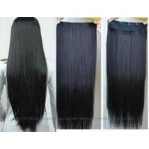 Alongamento Aplique Tic Tac, Mega Hair Fibra Sintética 60 Cm