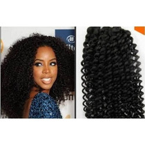 Cabelos Tc Tac Cacheado Mega Hair,100% Humano- Importado