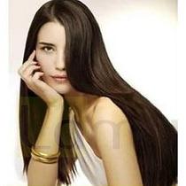 Alongamento Aplique Tic Tac Humano 60cm 120g Mega Hair