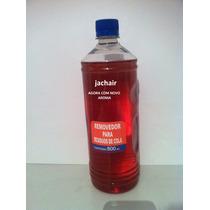 Removedor Para Cola Protese Capilar E Full Lace 800ml