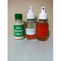 Cola Jac-bond 100ml Protese Capilar Cola Q Nao Mela