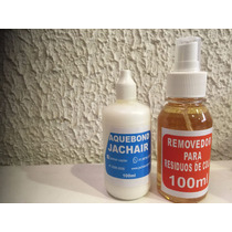 Cola Aquibond 100ml Protese Capilar Front Full Lace +remov.