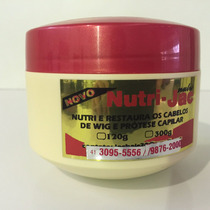 Nutri- Jac 300ml Protese Capilar Full Front Lace Jachair