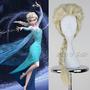 Peruca Cosplay Elsa Frozen - Pronta Entrega!