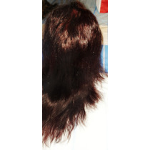 Peruca Full Lace Cabelo Natural 60 Cms
