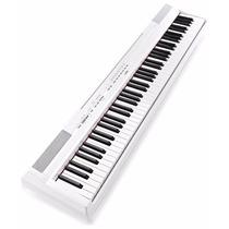 Piano Digital Yamaha P115 Wh Graded Hammer + Nf