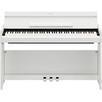 Clavinova Yamaha Ydps51 Branco Na Cheiro De Música!