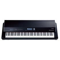 Piano Roland V Piano - Loja Bolero Music - Nf E Garantia !!