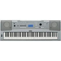 Piano Digital Dgx-230 Sem Fonte Prata Yamaha