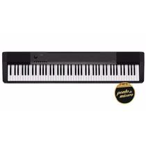 Piano Digital Casio Cdp130 88 Teclas + Pedal Sustain L O J A