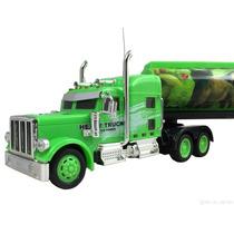 Caminhão Petroleiro Modelo 403b Radio Controlado Hgv