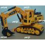 Escavadeira Controle Remoto Truck Super Power R/c Crawler !