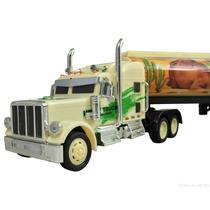 Caminhão Petroleiro Modelo 404b Radio Controlado 1:36