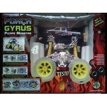 Dtc Picape Monstro - Força Gyrus Com Controle Remoto