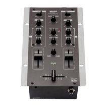 Mixer Dj 2 Canais Gemini Ps 121 X
