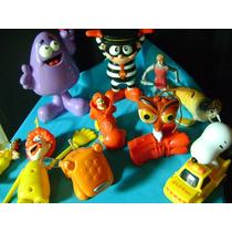 Kit De Brinquedos Da Mc Donald