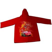 Capa De Chuva Infantil Carros Disney Relâmpago Mcqueen