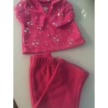 Conjunto Calça E Blusa Fleece Lindo