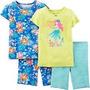 Pijama Verão 4 Peças Carter