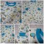 Pijamas Infantil Peluciado- Todas As Estampas- 0 - 18 Meses