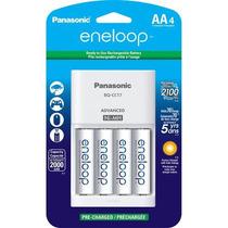 Panasonic Battery Pilha Eneloop Aa Plus K-kj17mca4ba 4pk
