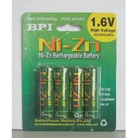 4 Bateria Recarregável Aa 1,6v 2500mah Duracell Panasonic
