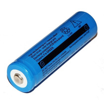 Bateria 18650 3,7v 6800mah Lanterna Tatica Recarregavel
