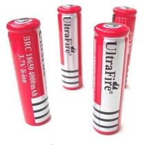 Bateria Recarregável 18650 3.7v 4400mah Frete R$ 9,00