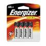 Pilha Alcalina Aaa 1,5v Energizer Max 10 Cartelas C/ 4 Unid.
