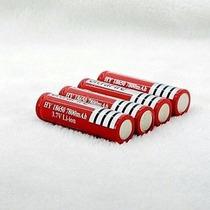 4 Baterias 18650 7800mah 3.7v Recarregavel. Envio Em 24hrs