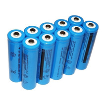 Bateria Recarregável 18650 4200mah 3.7v Lanterna Tática Led