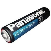 8 Pilhas Panasonic Ultra Hyper Aaa (palito)