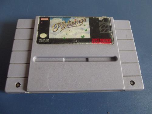 Pilotwings Original Para Super Nintendo