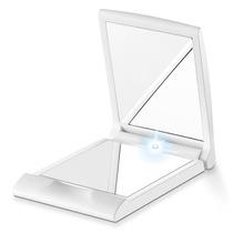 Estojo Com 2 Espelho Para Bolso Iluminado Beurer Bs05