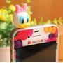 Plug Piercing Pingente Celular Margarida Iphone Samsung