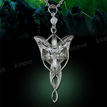 Pendente Arwen Estrela Vespertina, Senhor Dos Anéis, Kineve