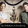 Colar Amuleto Sobrenatural Dean Winchester - Frete R$ 6,00