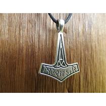 Pingente Mjolnir Martelo De Thor Frete Fixo R$5,00