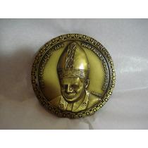 Medalha Em Bronze - João Paulo Ii - Pró Canonização