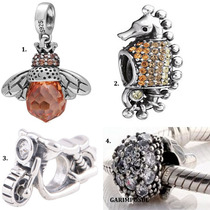 Charm Berloque Europeu Prata 925 Pandora Vivara A Escolher