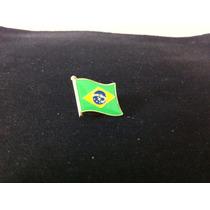 Pin Da Bandeira Do Brasil