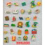 Lote 30 Pins Diversos Shell Flodor Fnac Importados - Lote 09