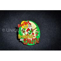 Pins Hard Rock Cafe - 78 - Breakfast With Santa