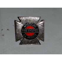 Pin- Boton- Broche- Pin Bombeiros Resgate